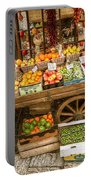 Fruit N Veg  Portable Battery Charger
