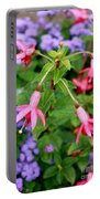 Fuchsia Standout Portable Battery Charger