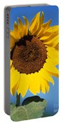 Full Sunflower Portable Battery Charger
