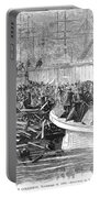 Fulton Ferry Boat, 1868 Portable Battery Charger