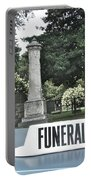 Funeral Portable Battery Charger
