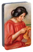 Gabrielle Darning Portable Battery Charger