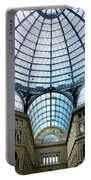 Galeria Umberto's Dome Portable Battery Charger