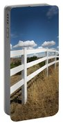 Galloping Fence Portable Battery Charger