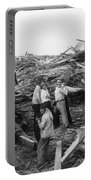 Galveston Disaster - C 1900 Portable Battery Charger