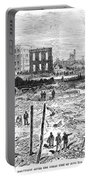 Galveston: Fire, 1877 Portable Battery Charger
