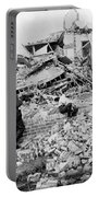 Galveston Flood Damage - September - 1900 Portable Battery Charger