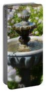 Garden Fountain Portable Battery Charger