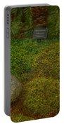 Garden Of Dreams Portable Battery Charger