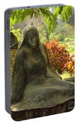 Garden Of Statues Egypt Portable Battery Charger