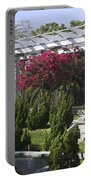 Garden Pergola Portable Battery Charger
