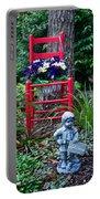Garden Stil Llife 1 Portable Battery Charger