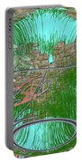 Garden Wall Portable Battery Charger
