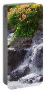 Garden Waterfall - No 2 Portable Battery Charger