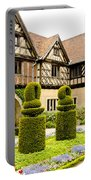 Gardens At Cecilienhof Palace Portable Battery Charger