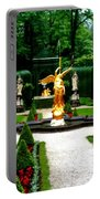Gardens Of Linderhof Castle II Portable Battery Charger