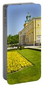Gardens Wilanow Palace  Portable Battery Charger