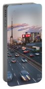 Gardiner Expressway Toronto Portable Battery Charger