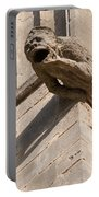 Gargoyles On Ely Cathedral Portable Battery Charger
