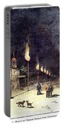 Gas Lights, 1885 Portable Battery Charger