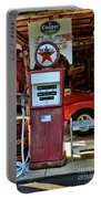 Gas Pump - Texaco Gas Globe Portable Battery Charger