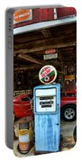 Gas Pump -texaco Sky Chief Globe Portable Battery Charger