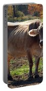 Gasping Cow Portable Battery Charger