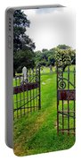 Gates Of Heaven Portable Battery Charger