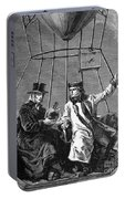 Gay-lussac And Jean-baptiste Biot, 1804 Portable Battery Charger