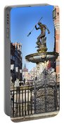 Gdansk Old City In Poland Portable Battery Charger