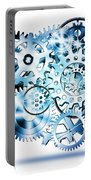 Gears Wheels Design  Portable Battery Charger