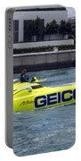 Geico Race Boat Portable Battery Charger