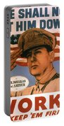 General Douglas Macarthur Portable Battery Charger