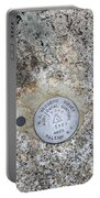 Geological Marker Portable Battery Charger