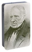 George Cayley, English Aviation Engineer Portable Battery Charger