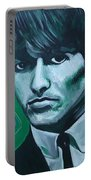 George Harrison Portable Battery Charger