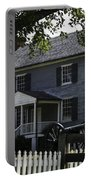George Peers House Appomattox Virginia Portable Battery Charger