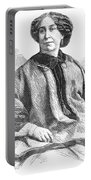 George Sand, French Author And Feminist Portable Battery Charger