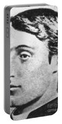 Gerard Manley Hopkins Portable Battery Charger
