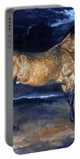 Gericault: Horse Portable Battery Charger