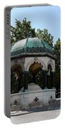 German Fountain - Istanbul Portable Battery Charger