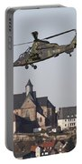 German Tiger Eurocopter Flying Portable Battery Charger