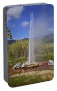 Geyser Napa Valley Portable Battery Charger