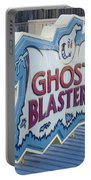 Ghost Blasters Portable Battery Charger