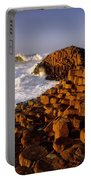 Giants Causeway, County Antrim, Ireland Portable Battery Charger