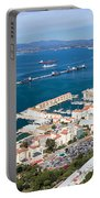 Gibraltar Town And Bay Portable Battery Charger