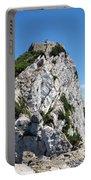 Gibraltar's Moorish Castle Portable Battery Charger