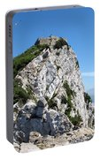 Gibraltar's Moorish Castle Portable Battery Charger