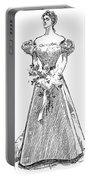 Gibson: Gibson Girl, 1897 Portable Battery Charger