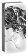 Gibson: Gibson Girl, C1904 Portable Battery Charger